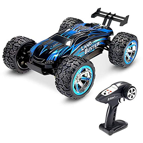 Theefun 1:12 2.4Ghz Radio 4WD Fast 20 MPH RC Car, High Speed Electric Remote Control Off Road Monster -
