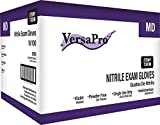 VersaPro Violet Nitrile Exam Gloves, Chemo-Rated, Powder Free, Medium (Case of 1000)
