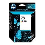 HP 78 Tri-colour Original Ink Cartridge (C6578DN)