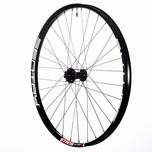 Stans-No Tubes Sentry MK3, Wheel, Front, 26'', 32 spokes, QR/15mm TA, 100mm, Disc