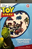 Toy Story Temporary Tattoo Book Party Accessory