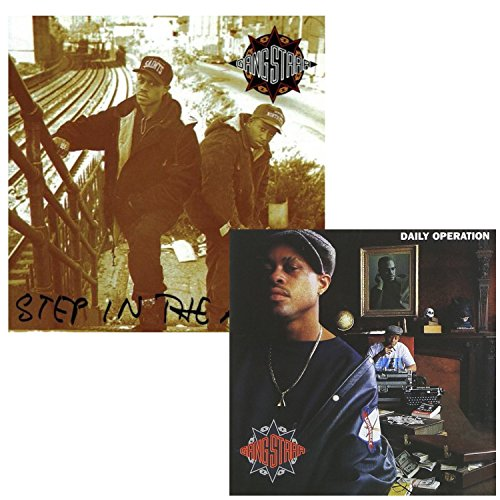 Step In The Arena - Daily Operation - Gang Starr 2 CD Album Bundling (Step Arena The In Gang Starr)