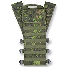 Military Tac-Vest Hydration Harness, 3L, CadPat Woodland, Camouflage