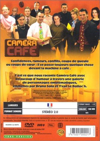 Caméra café - Vol. 2 [Francia] [DVD]: Amazon.es: Bruno Solo, Yvan ...