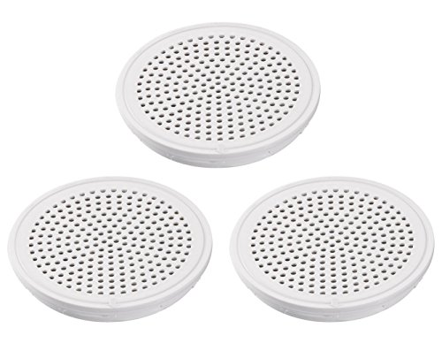 (Beautiplove Replacement Filter Cartridge for CF-7000 Portable Water Filter, 3 Pack)