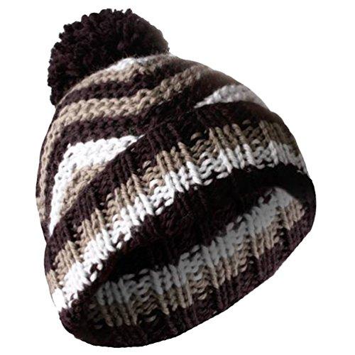 en de de rayas Black lana Masterdis Zig Zag diseño AXqxaqwp