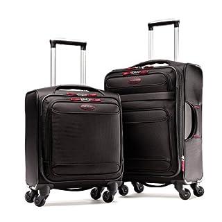 Samsonite Luggage Lightweight Two-Piece Set (B007WZJYTY) | Amazon price tracker / tracking, Amazon price history charts, Amazon price watches, Amazon price drop alerts
