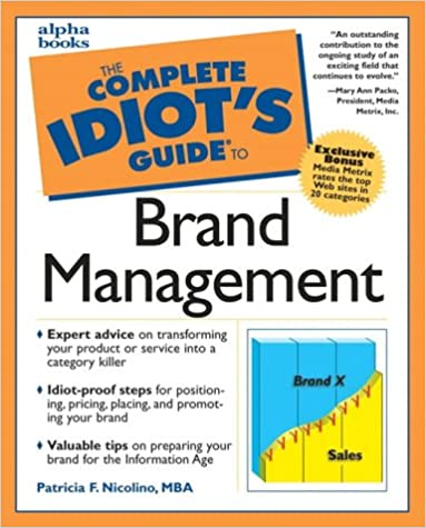 Book The Complete Idiot's Guide to Brand Management