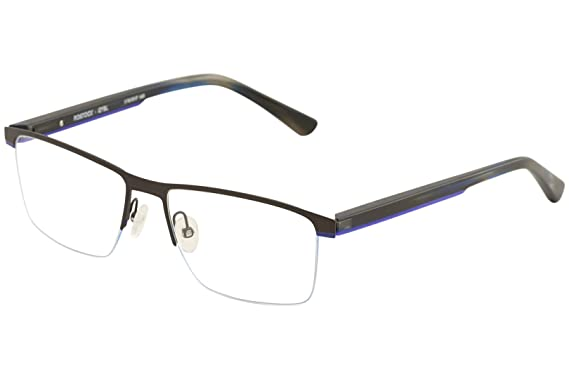 42a321ac9c Etnia Barcelona Men s Eyeglasses Rostock GYBL Grey Blue Optical Frame 56mm