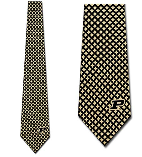 Purdue Ties Mens Diamante Necktie by Eagles -