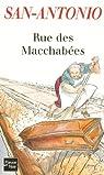 Rue des Macchabées par Dard