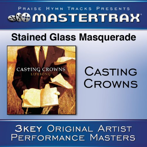 Masquerade Glass (Stained Glass Masquerade (High Without Background Vocals) (Performance)