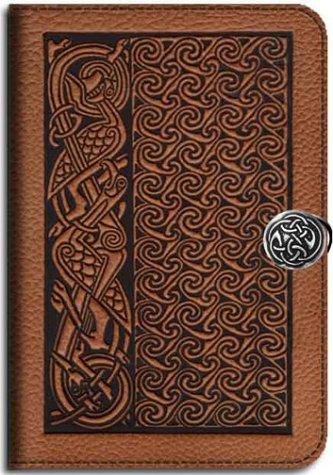 Celtic Swirl Embossed Leather Journal