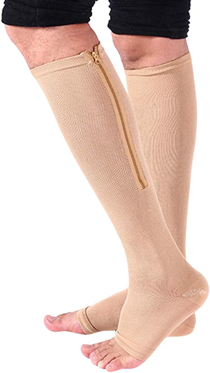 US Fashion Men Women Socks Letters Printed Unisex Cozy Compressive Cotton Socks