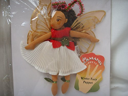 Winter Fairy Puppet Folkmanis 7