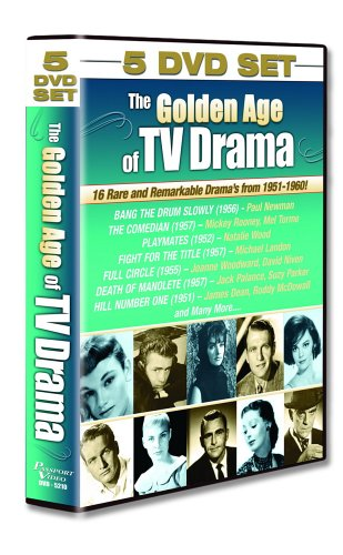 The Golden Age of TV Drama by E1 ENTERTAINMENT