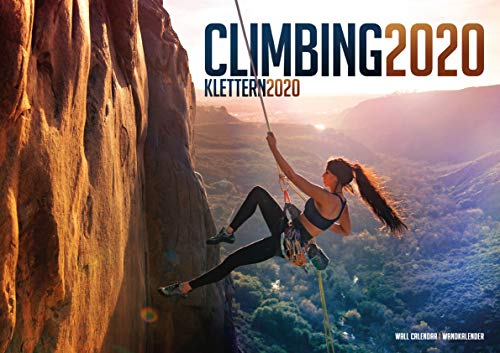 - Climbing 2020: The 2020 Rock Climbing Calendar (English, German and French Edition)