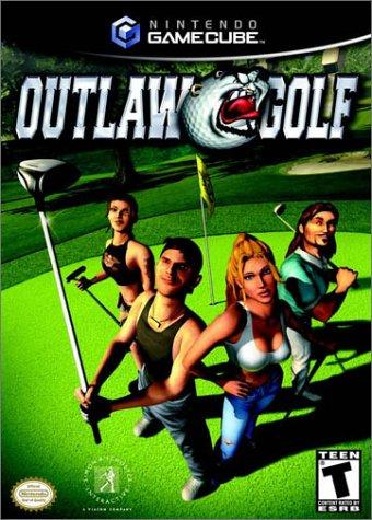 Outlaw Golf Gamecube
