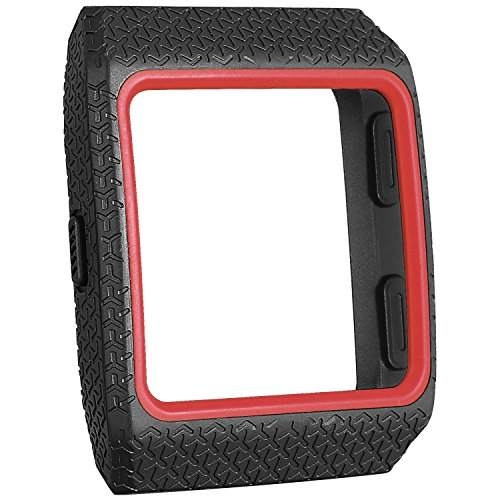 SKYLET for Fitbit Ionic Case, 1 Pack Soft TPU Border with Durable PC Cover, Protective Ionic Frame, Shock Resistant Cover Shell for Fitbit Ionic Smart Watch, 8 Colors ()