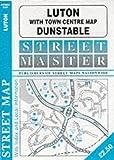 Luton, Dunstable (Streetmaster Street Maps)