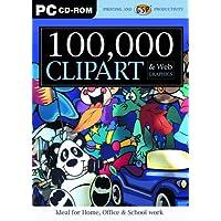 100,000 Clipart