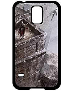 Hot 3194345ZJ524188278S5 the Case Shop- Assassins Creed TPU Rubber Hard Back Case Silicone Cover Skin for Samsung Galaxy S5 William C. Valdez's Shop