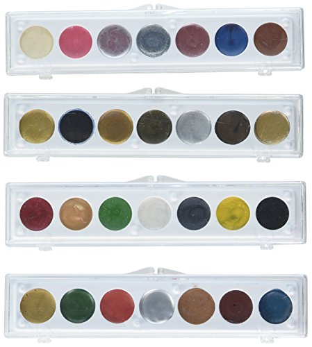 Set Ons (Craf-t Products Complete Set of Rub On Metallic Embellishment Colors ~All 4 Sets!)