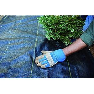 Dewitt Company 6-Feet by 250-Feet Bulk 5-Ounce Woven Landscape Fabric