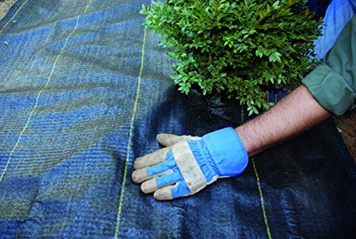 Dewitt 6-Feet by 250-Feet Bulk 5-Ounce Woven Landscape Fabric