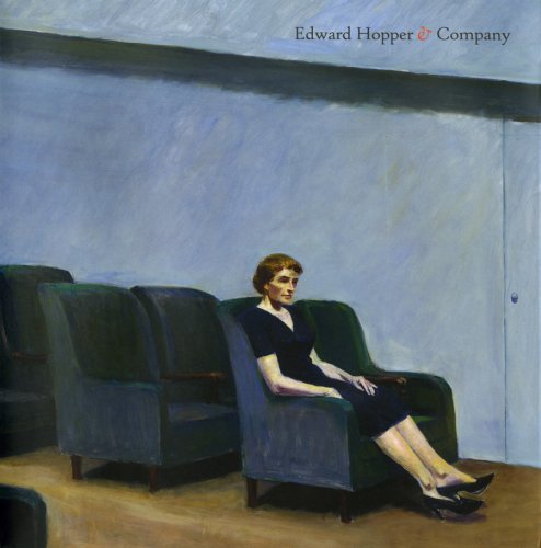 Download Edward Hopper & Company: Hopper's Influence on Photography: Robert Adams, Diane Arbus, Harry Callahan, William Eggleston, Walker Evans, Robert Frank, Lee Friedlander, Stephen Shore ebook
