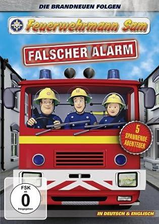 Feuerwehrmann Sam Falscher Alarm Teil 4 Amazonde Sam Jerry