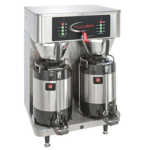 Grindmaster 1.5 Gallon Twin Shuttle Coffee Brewer 120/240V PBVSA-430