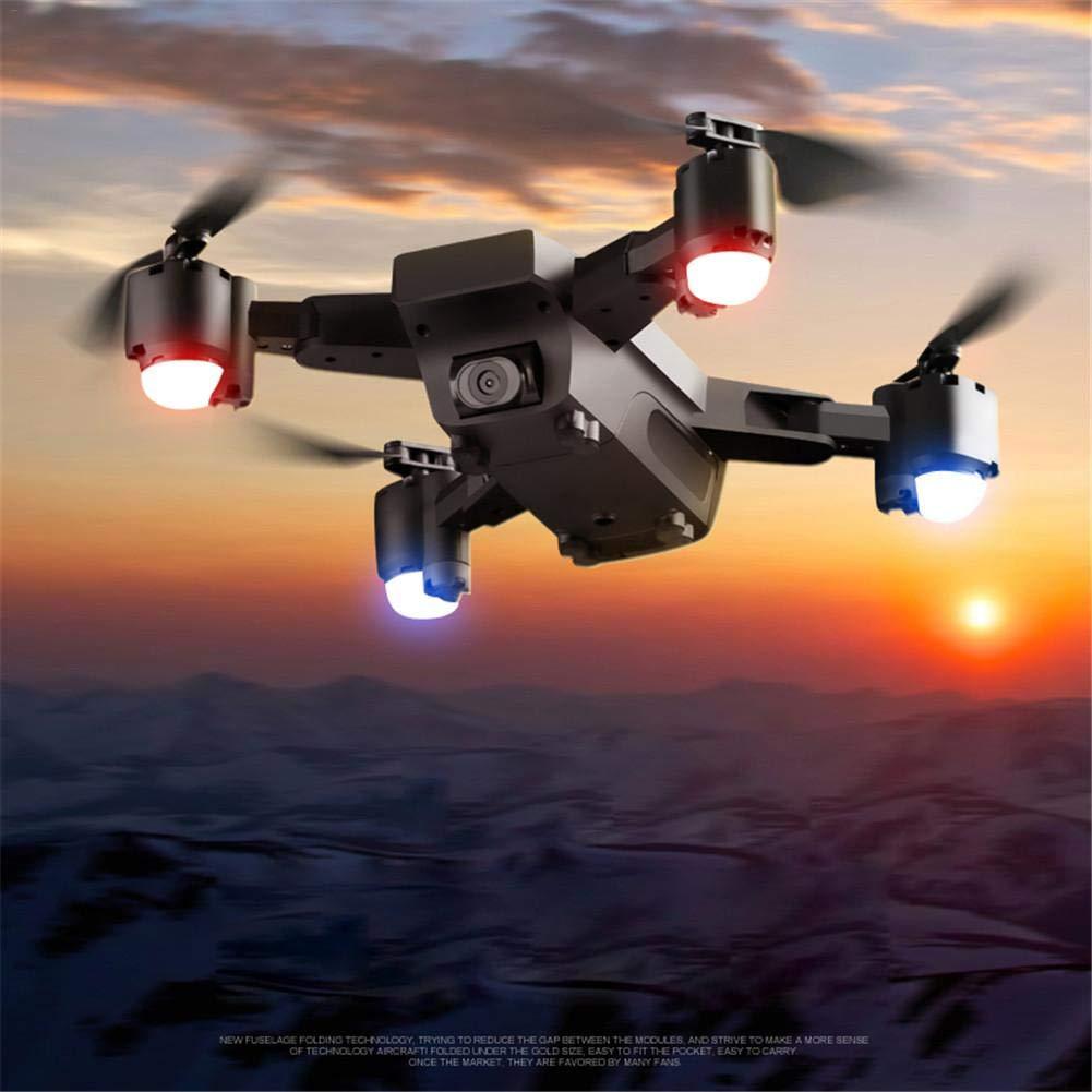 Hellycuche Drohne mit mit mit Kamera, SMRC S20 Quadcopter Drohne mit HD 1080P WiFi FPV Weitwinkelkamera RC Hubschrauber Echtzeitkamera Drohne Geschenke für Kinder für Anfänger facf60
