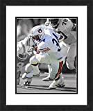 "NCAA Auburn Tigers Bo Jackson, Beautifully Framed and Double Matted, 18"" x 22"" Sports Photograph"