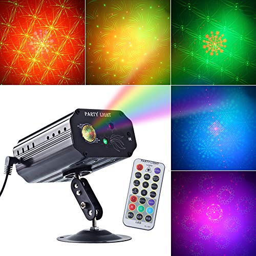 Top 10 recommendation party lights sound activated laser for 2020