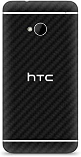 product image for Slickwraps Carbon Fiber Case for HTC One - Retail Packaging - Black