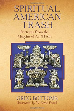 book cover of Spiritual American Trash