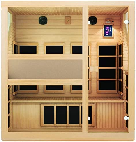 JNH Lifestyles NE4HB1 NE4HB Infrared Sauna