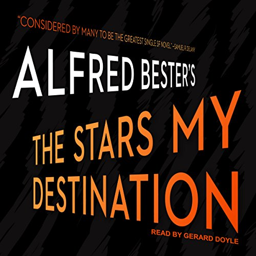 The Stars My Destination cover