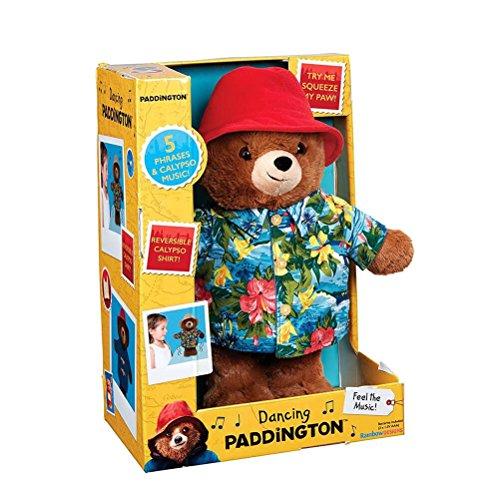 Rainbow Dancing Bears (Dancing Paddington Plush Toy)