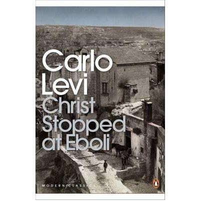 Christ Stopped at Eboli (Paperback) - Common pdf
