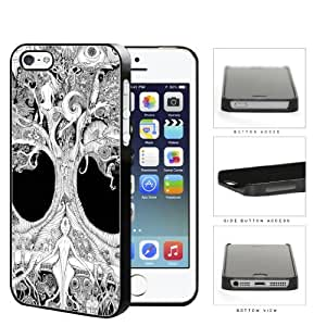 Ancient Tree of Life iPhone 5 5S Hard Case Cover Protector Christmas Gift Idea