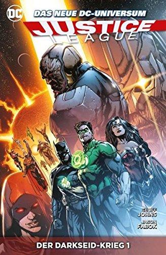 Justice League: Bd. 10: Der Darkseid-Krieg 1