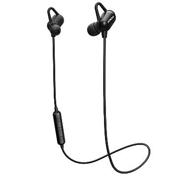 Mpow S2 Auriculares Bluetooth Deportivos, APTX Auriculares Inalámbricos con Tecnología IPX7 Ruido de Cancelación CVC