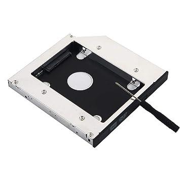 DeYoung SATA a SATA 2 nd disco duro HDD SSD Caddy para ASUS N61 ...