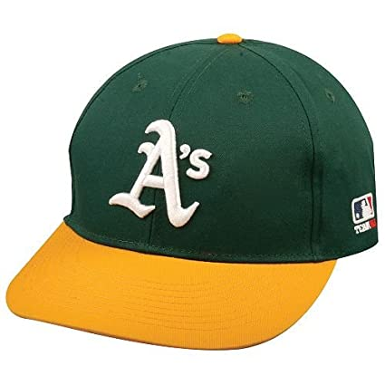 Amazon.com   Oakland Athletics (A s) Youth MLB Licensed Replica Caps ... 777af04064c