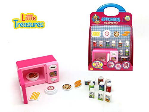 mini microwave for kids - 8