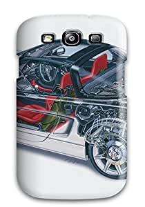 Premium TjnVKWX24687zAXhV Case With Scratch-resistant/ Honda Case Cover For Galaxy S3