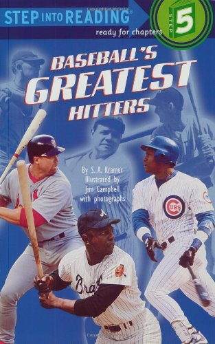 Baseball's Greatest Hitters (Step into Reading)