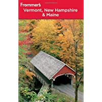 Frommer's Vermont, New Hampshire and Maine